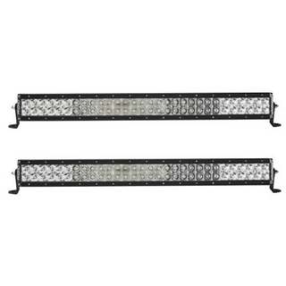 "Rigid 130313 E-Series - 30"" Bar - Spot/Flood Combo Pattern  (double)"