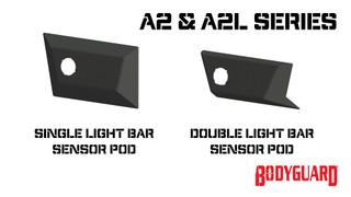 A2 or A2L Sensor Pods