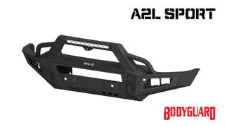 A2L Sport Front Bumper (Non Winch)
