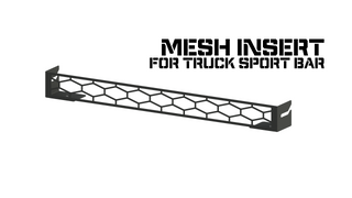 Mesh Insert for A2L Sport or A2 Sport
