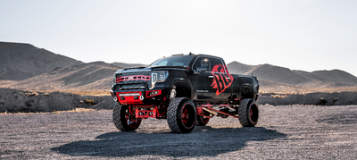VEHICLE FEATURE: 2020 GMC HD by Sherwood Customs