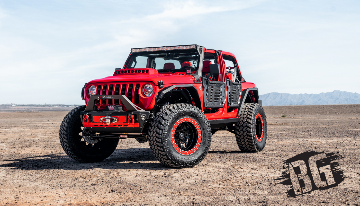 Truck and Jeep Replacement Bumpers | Aftermarket Replacement