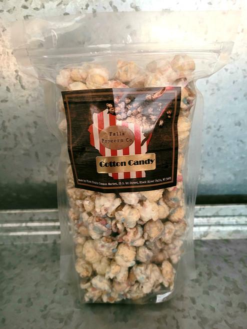 Cotton Candy Popcorn