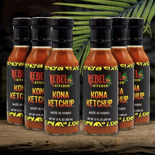 Kona Ketchup