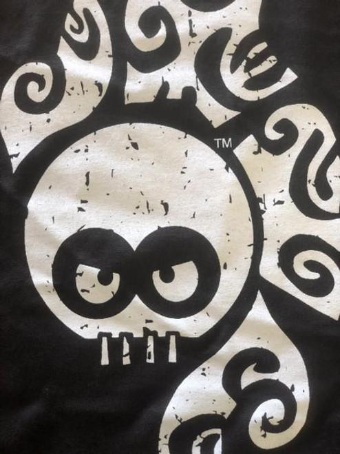 Shirts - Black Logo Tee front