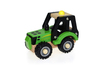 Koala Dream Wooden Truck - Green Tractor