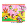 Fun Factory Wooden Fairy Puzzle