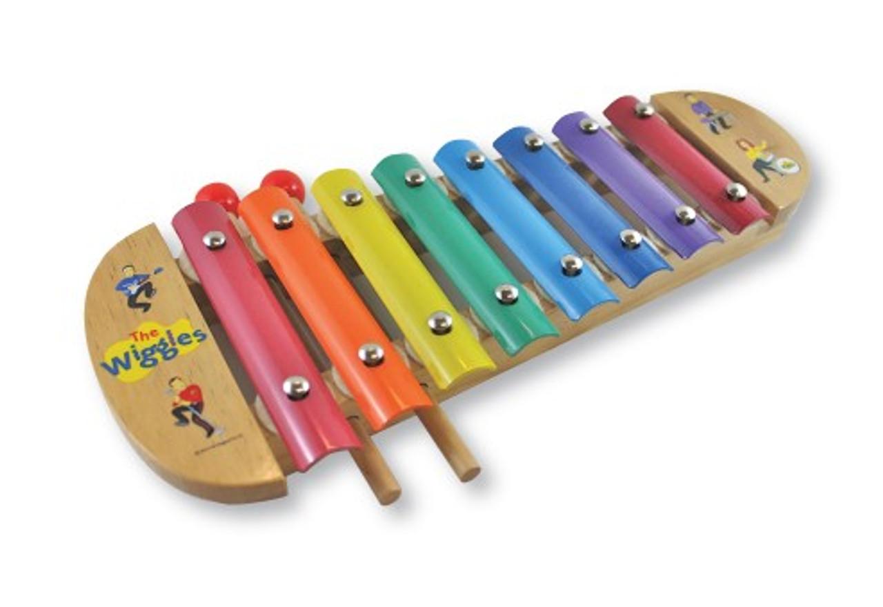 The Wiggles 8 Keys Xylophone