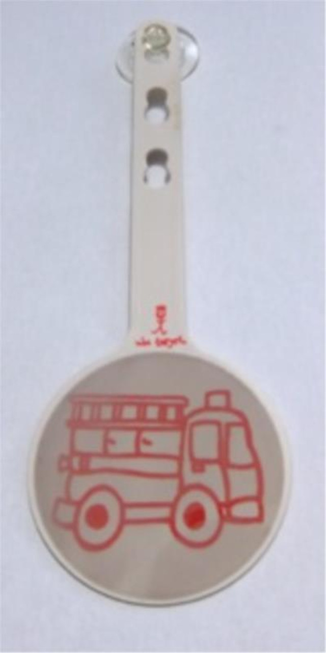 Wee Target Toilet Trainer - Fire Engine