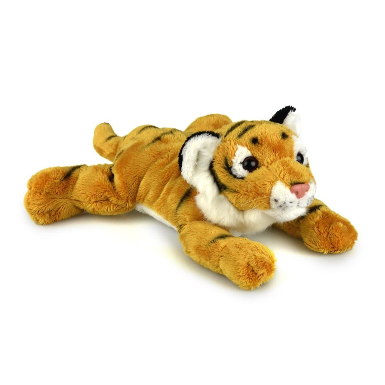Korimco Tiger Conga Cubs Plush Toy 30cm - GOLD