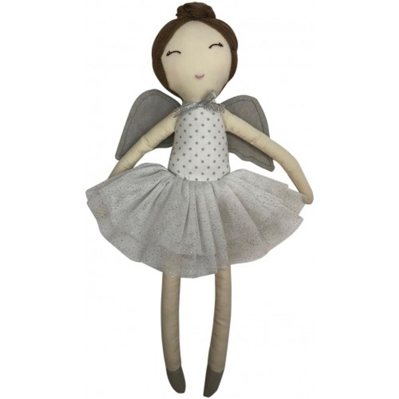 Urban Products Ballerina Doll 30cm - SILVER
