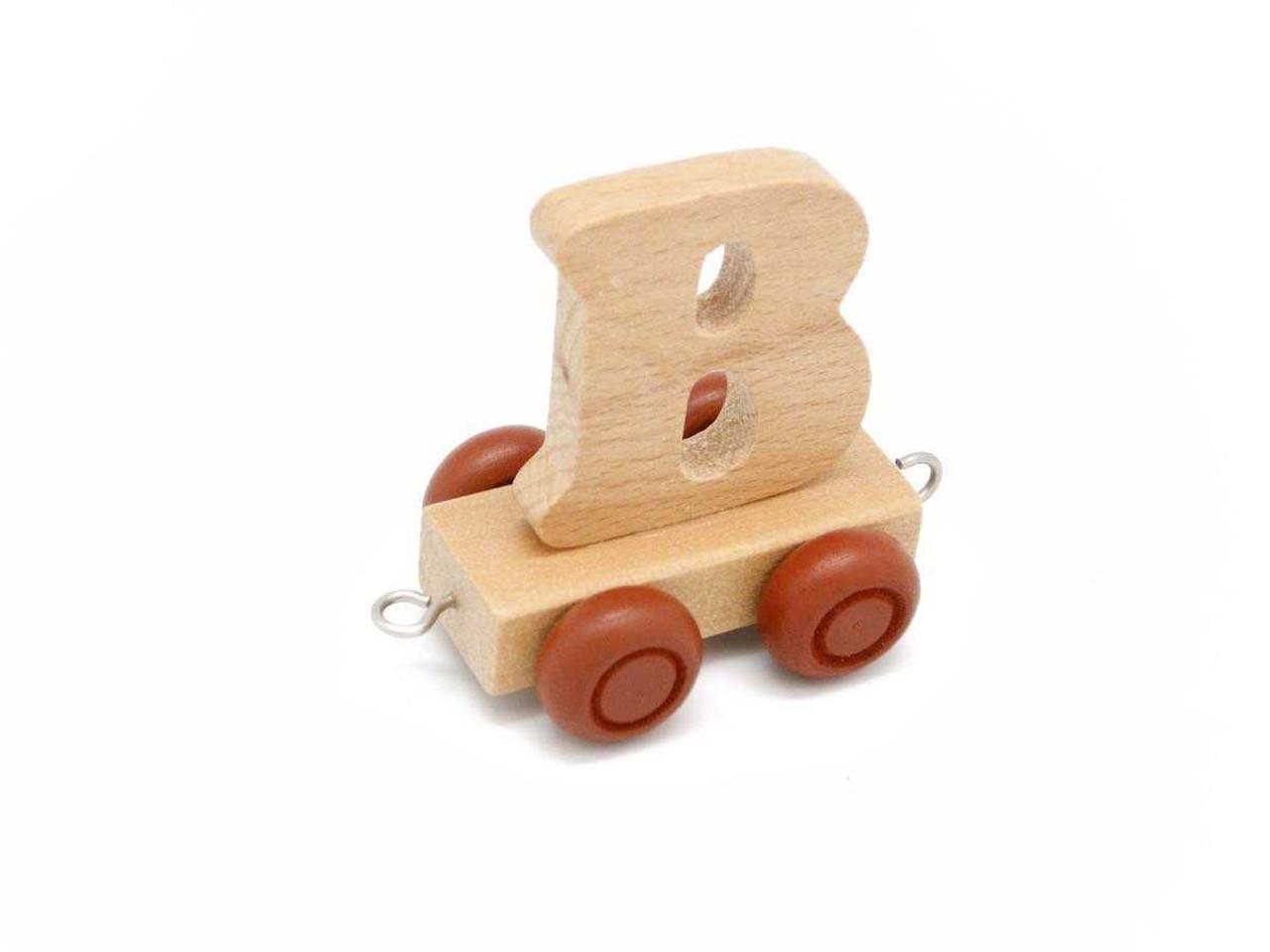 Kaper Kidz Wooden Carriage Letter B