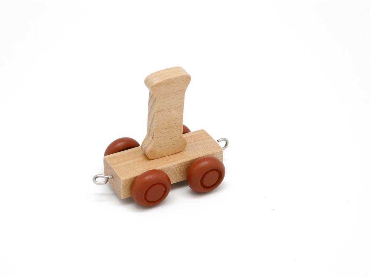 Kaper Kidz Wooden Carriage Letter I