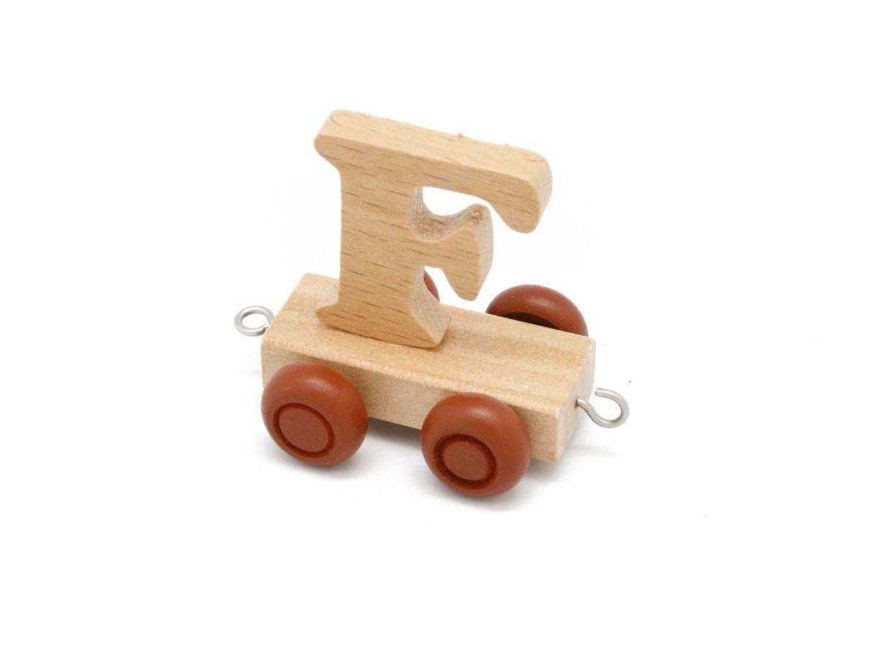 Kaper Kidz Wooden Carriage Letter F