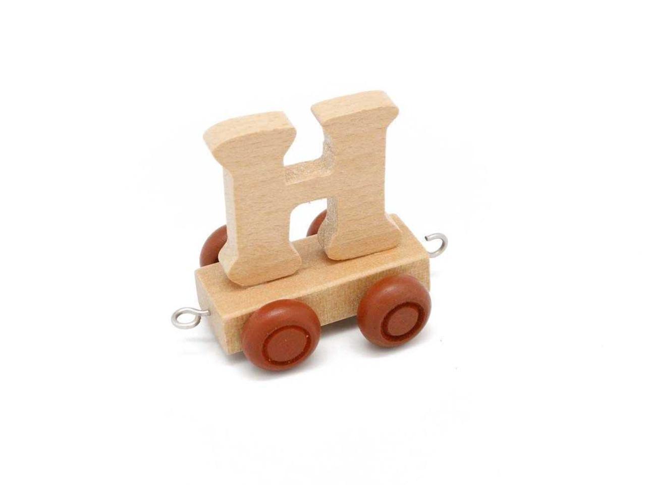 Kaper Kidz Wooden Carriage Letter H