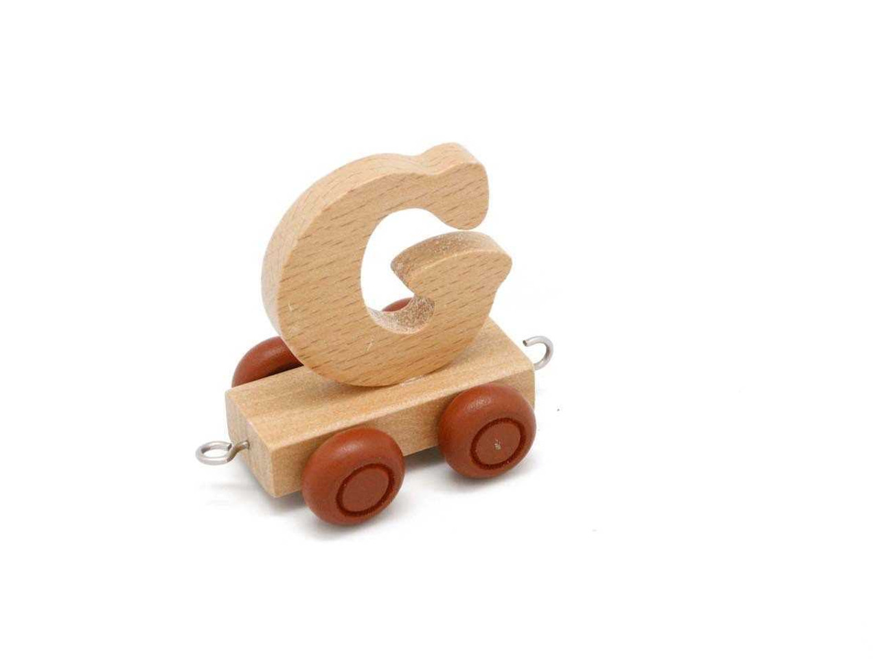 Kaper Kidz Wooden Carriage Letter G