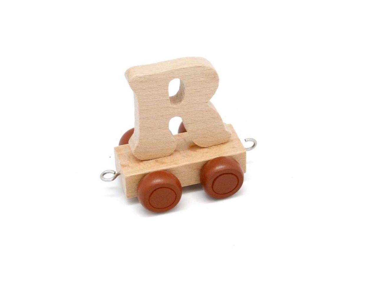 Kaper Kidz Wooden Carriage Letter R