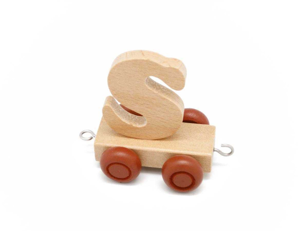 Kaper Kidz Wooden Carriage Letter S