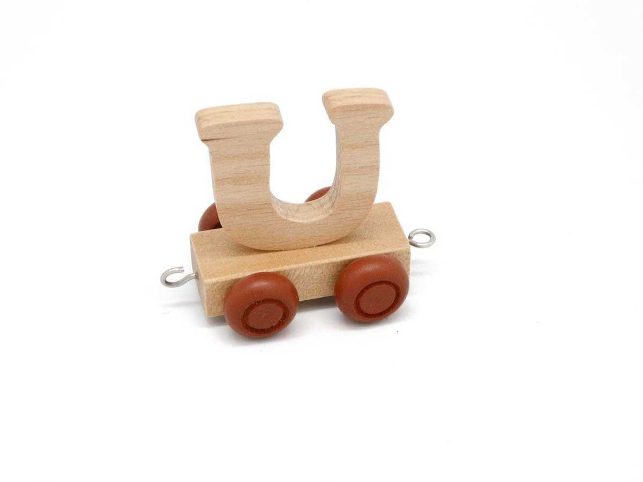 Kaper Kidz Wooden Carriage Letter U