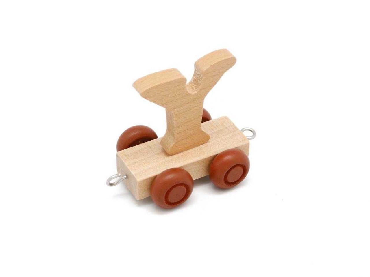 Kaper Kidz Wooden Carriage Letter Y