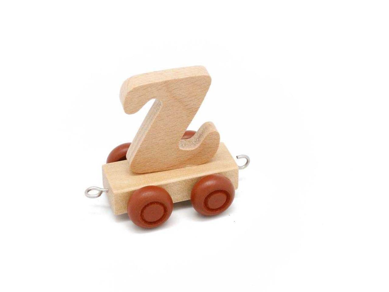 Kaper Kidz Wooden Carriage Letter Z