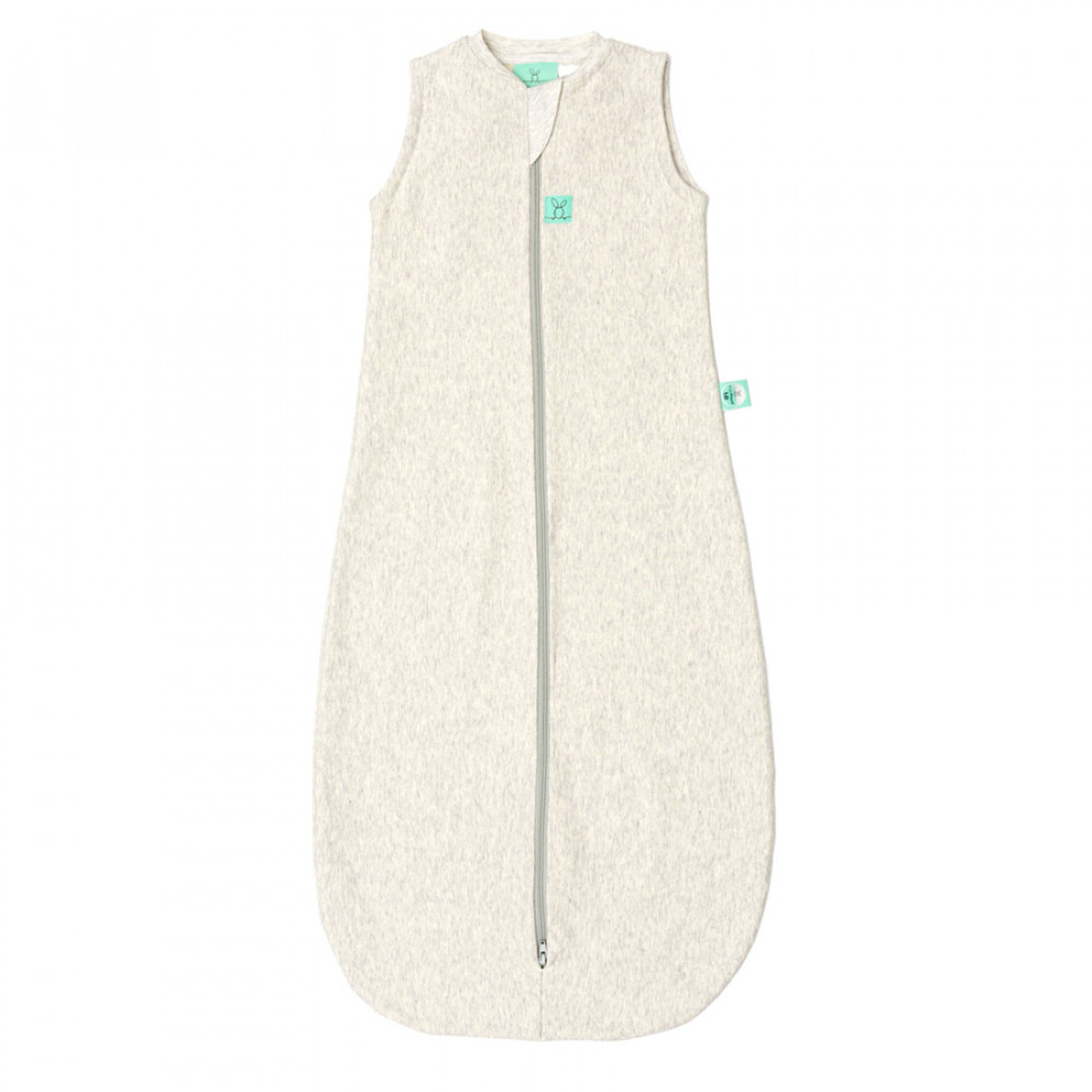 ergoPouch Jersey Sleeping Bag 1.0Tog 8-24 Months GREY MARLE at Baby Barn Discounts