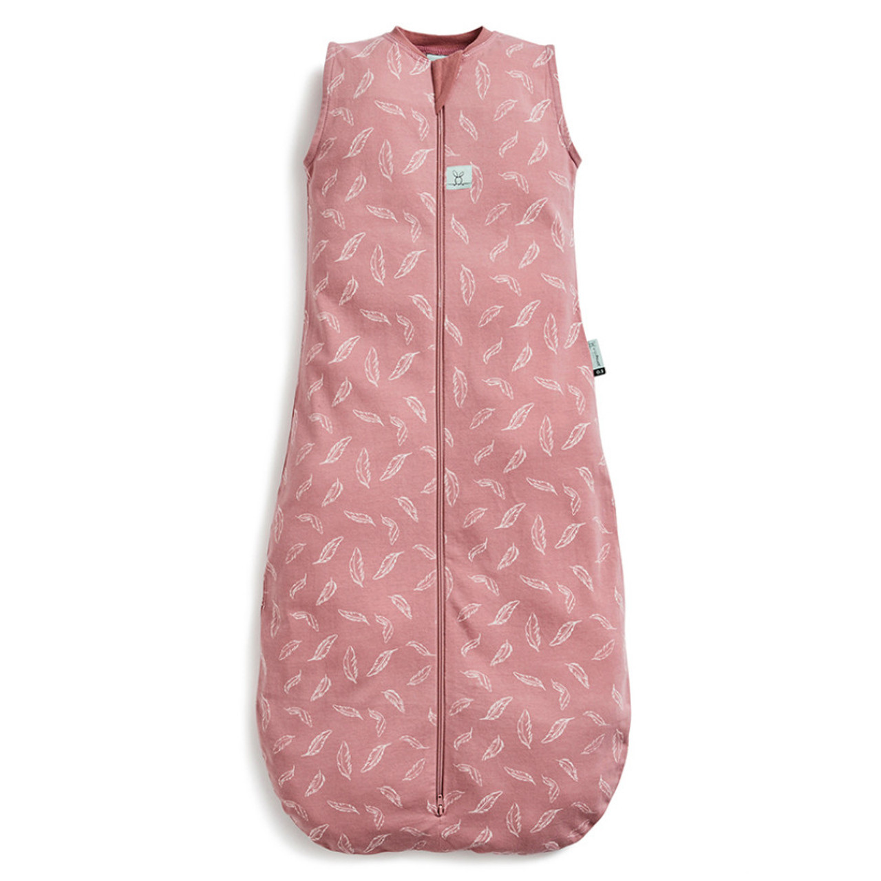 ergoPouch Jersey Sleeping Bag 1.0Tog 8-24 Months QUILL at Baby Barn Discounts