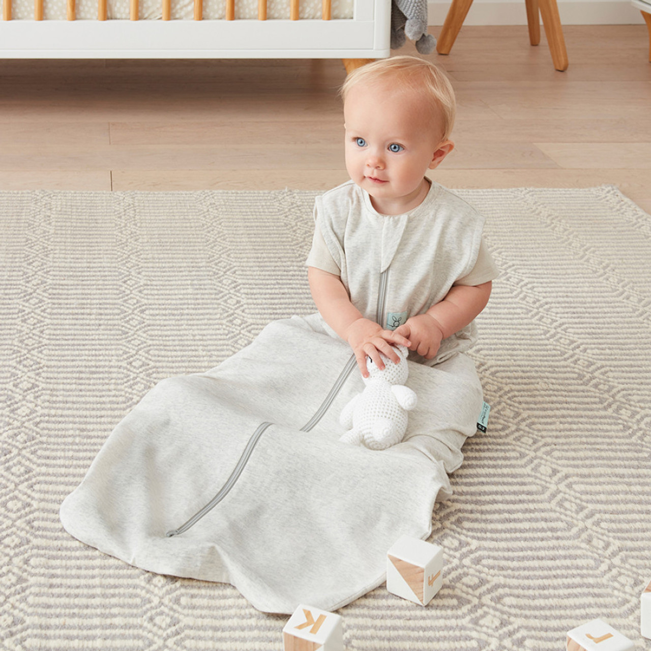 ergoPouch Jersey Sleeping Bag 1.0Tog 8-24 Months at Baby Barn Discounts