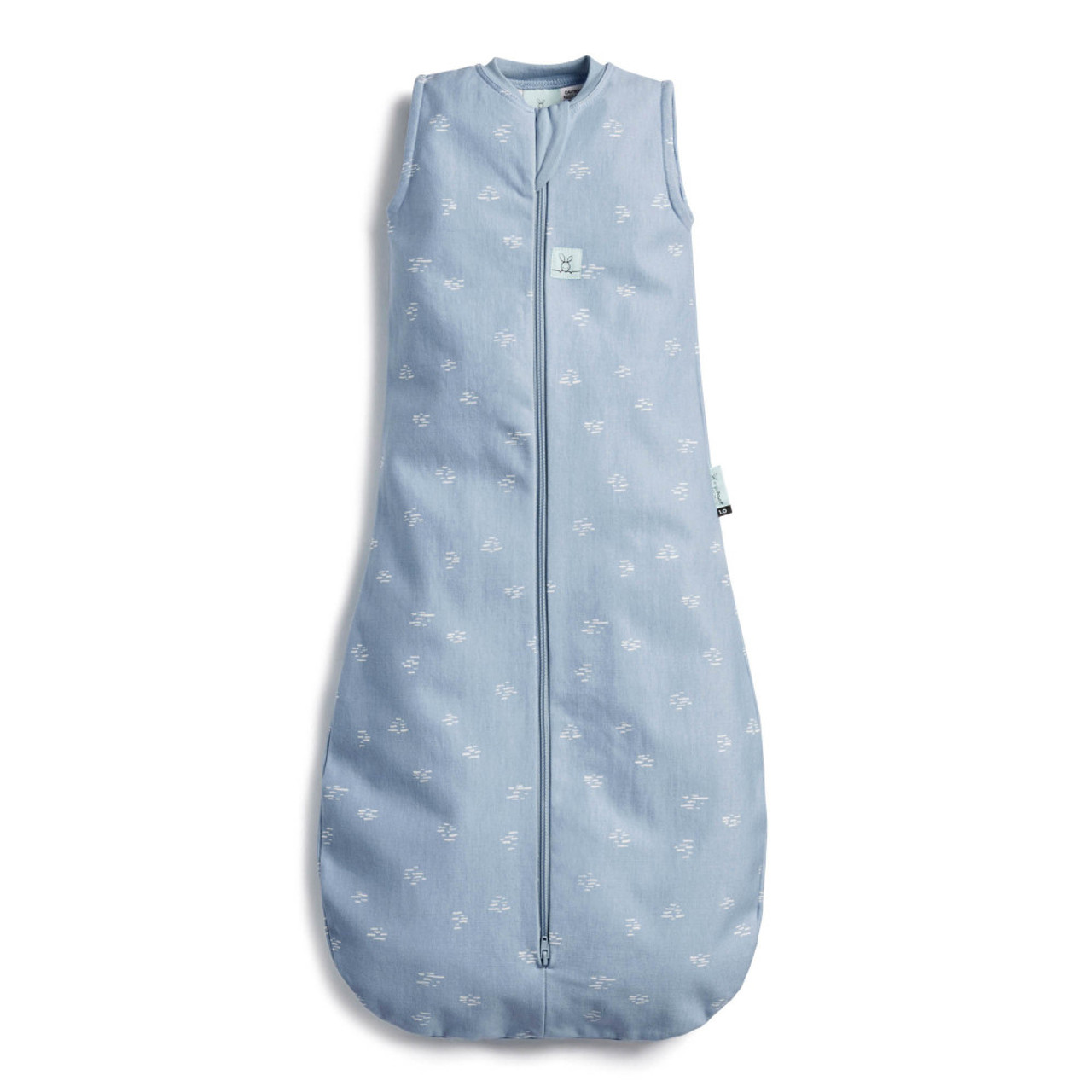 ergoPouch Jersey Sleeping Bag 1.0Tog 8-24 Months RIPPLE at Baby Barn Discounts