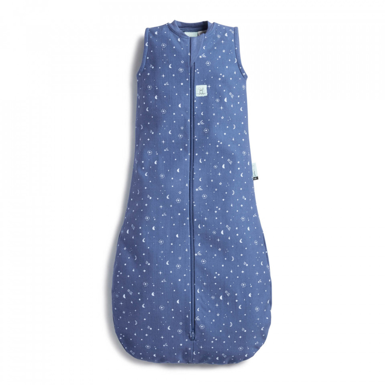 ergoPouch Jersey Sleeping Bag 1.0Tog 8-24 Months NIGHT SKY at Baby Barn Discounts