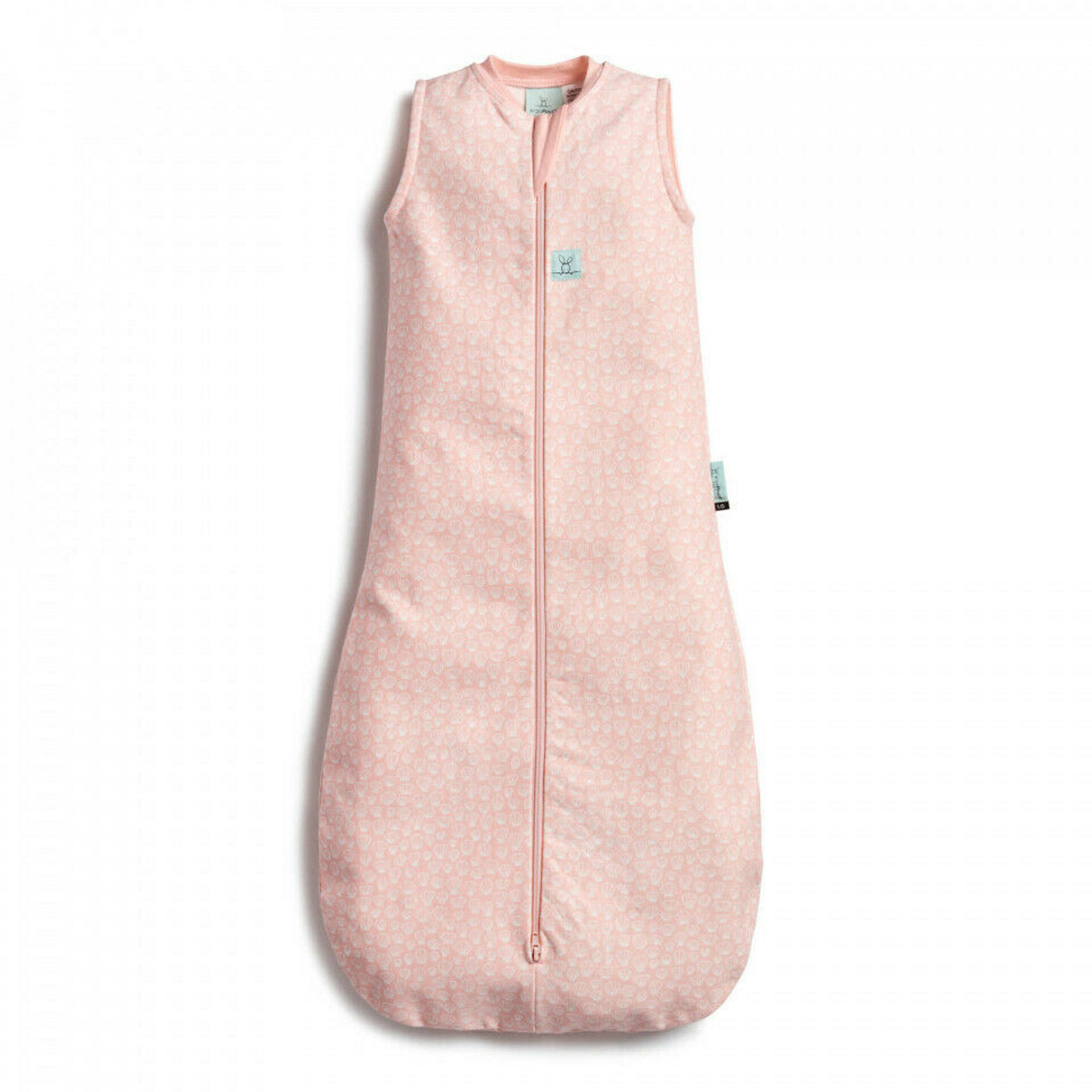 ergoPouch Jersey Sleeping Bag 1.0Tog 8-24 Months SHELLS at Baby Barn Discounts