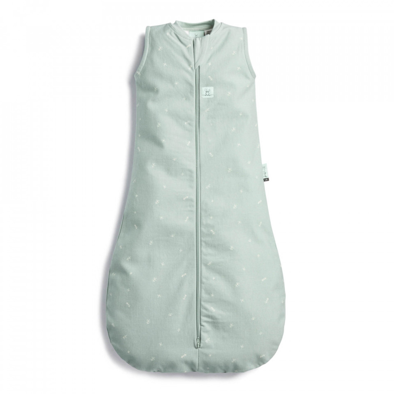 ergoPouch Jersey Sleeping Bag 1.0Tog 8-24 Months SAGE at Baby Barn Discounts