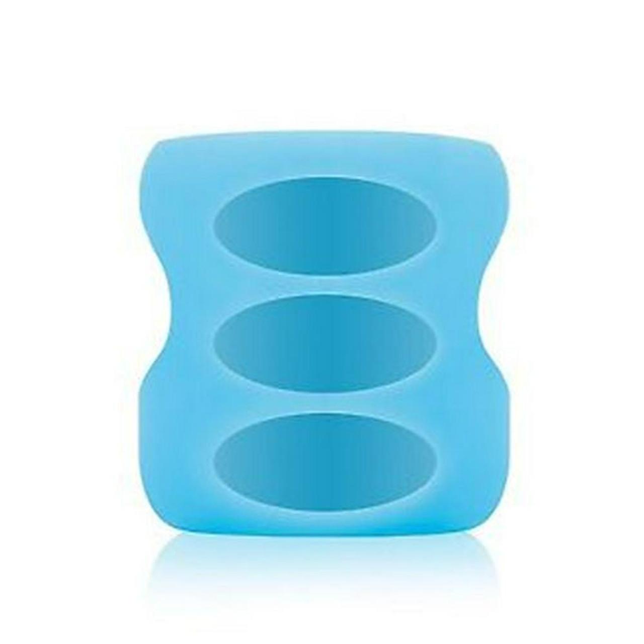 Dr Brown's Glass Bottle Sleeve for 150ml Wide Neck Bottle - BLUE