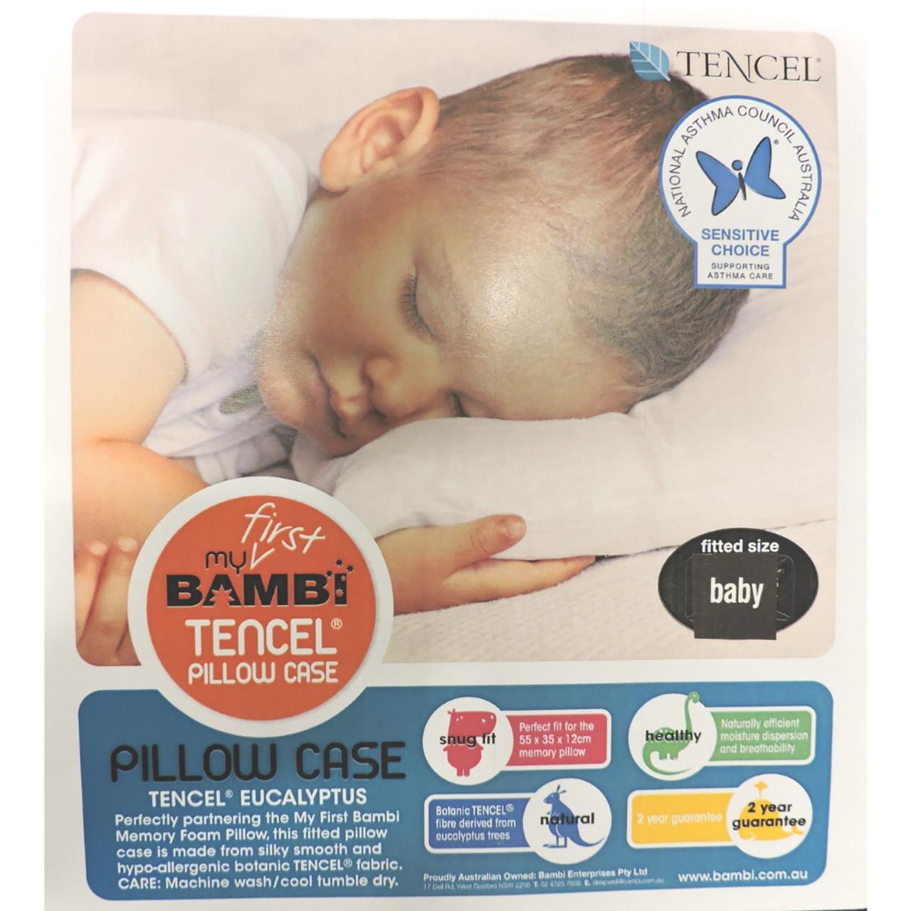 Bambi My First Tencel Pillowcase