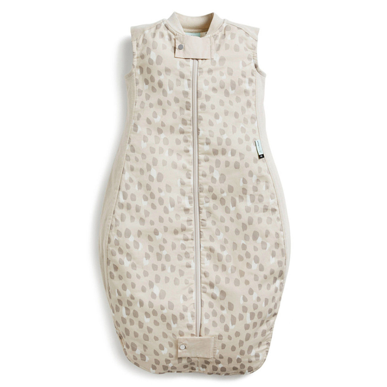 ergoPouch Sheeting Sleeping Bag 1.0 tog 2-12 Months - FAWN