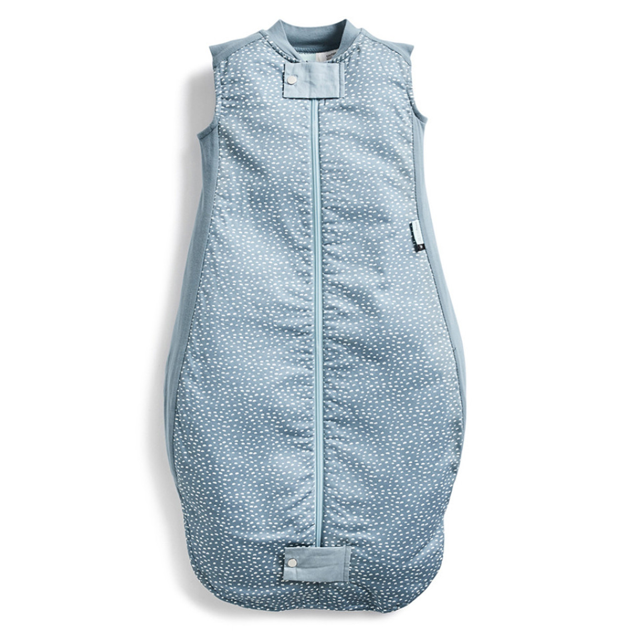 ergoPouch Sheeting Sleeping Bag 1.0 tog 2-12 Months - PEBBLE