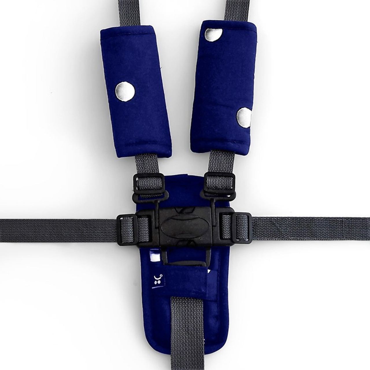 Outlook Get Foiled Pram Harness Cover Set - NAVY
