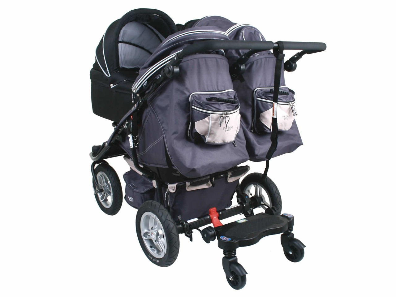 Valco Baby Hitch Hiker CB (Concealed Brakes)
