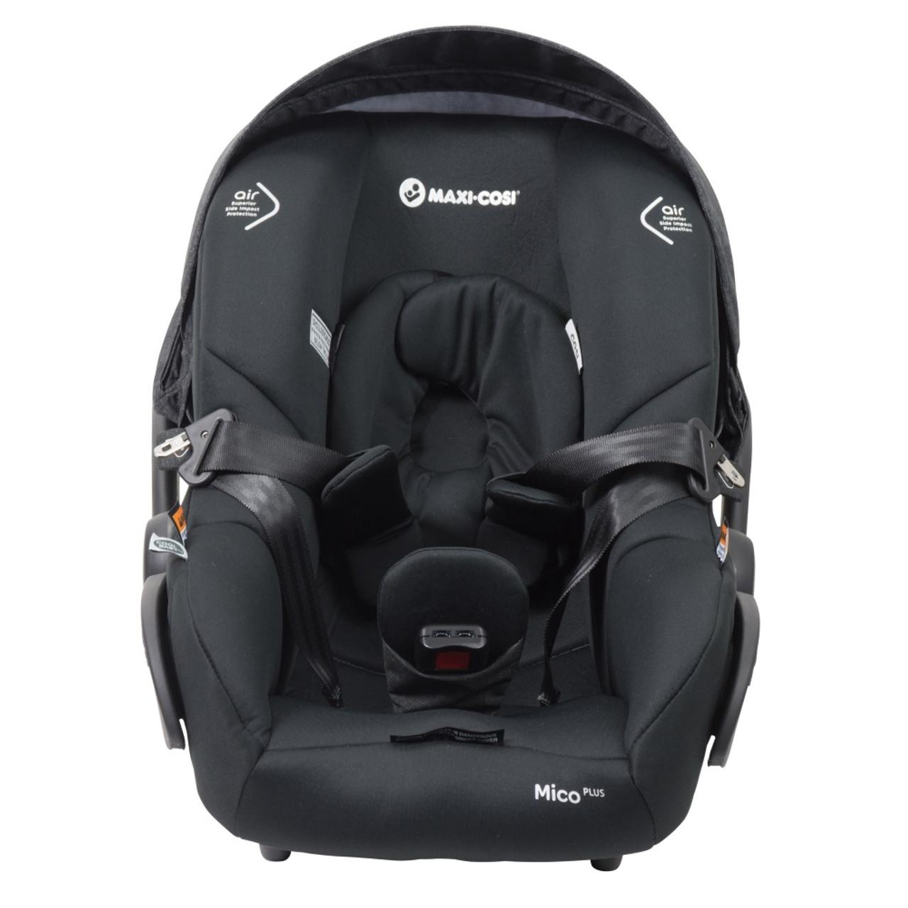 Maxi Cosi Mico Plus Infant Carrier ISOFIX