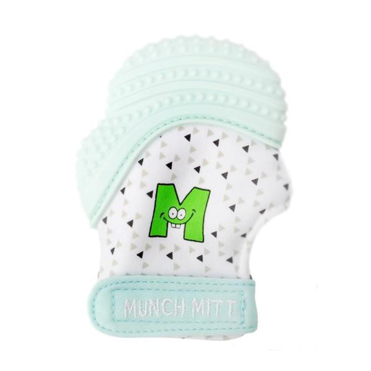 Malarkey Kids Munch Mitten - MINT GREEN