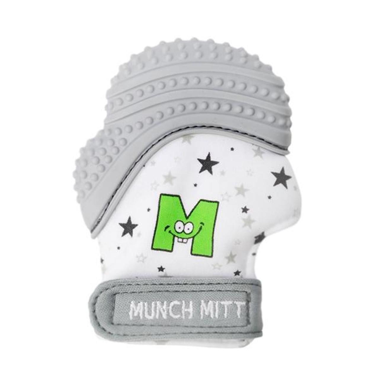 Malarkey Kids Munch Mitten - GREY