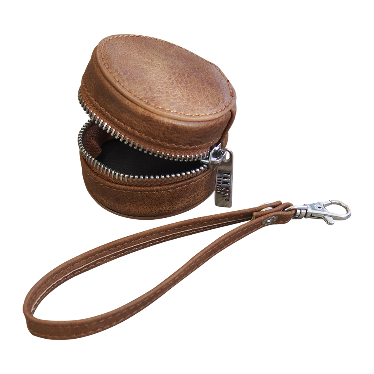 Vanchi Dummy Keep Safe Pouch Tan