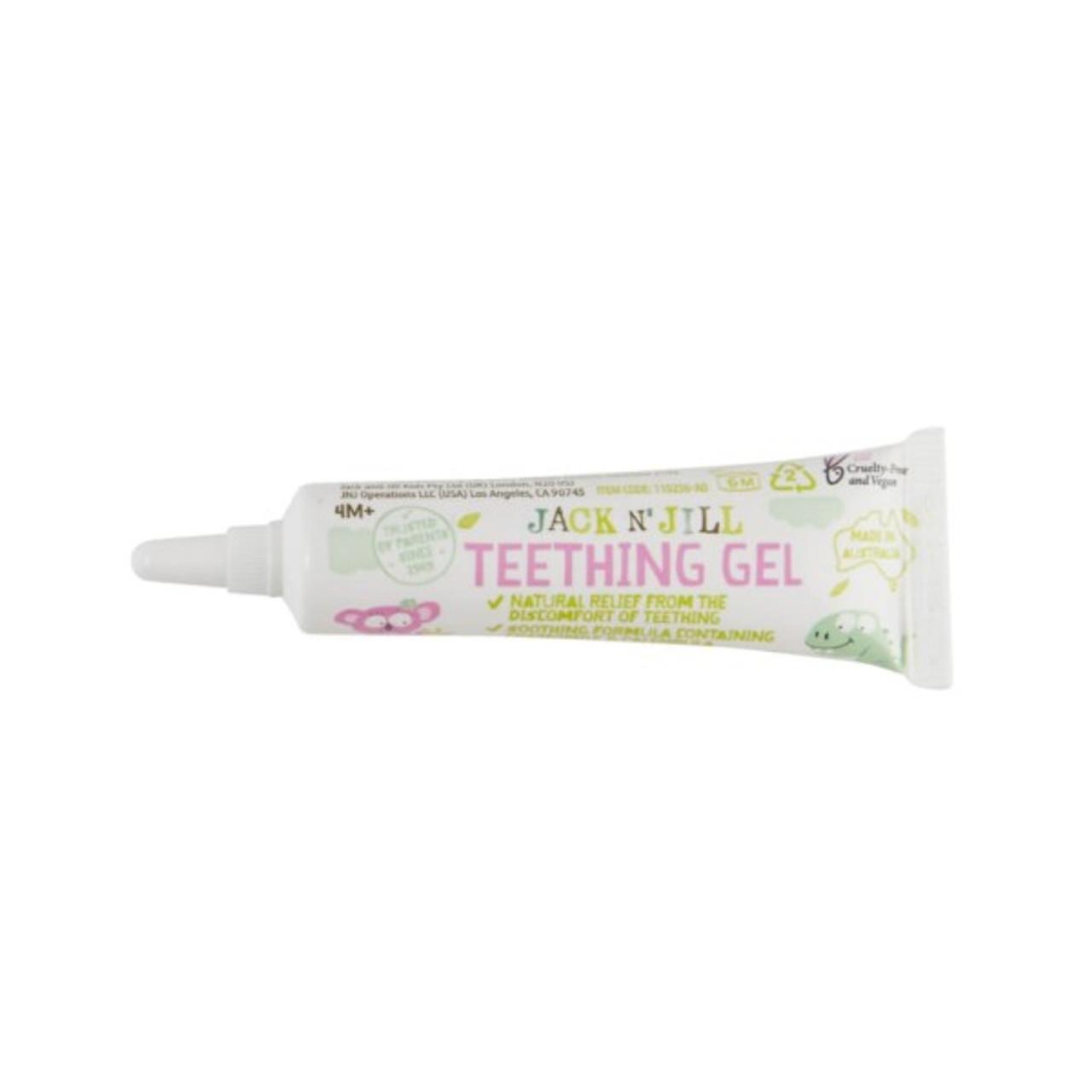 Jack N' Jill Natural Teething Gel