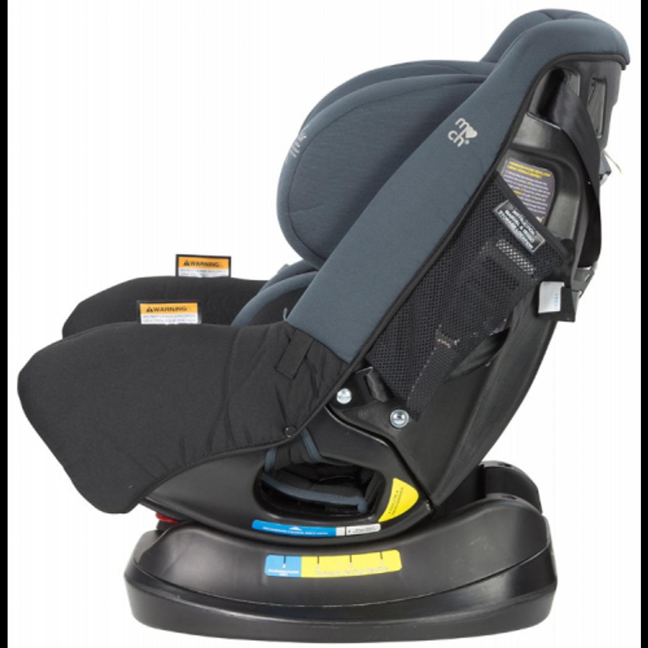 Mothers Choice Convertible Carseat Adore AP Titanium Grey