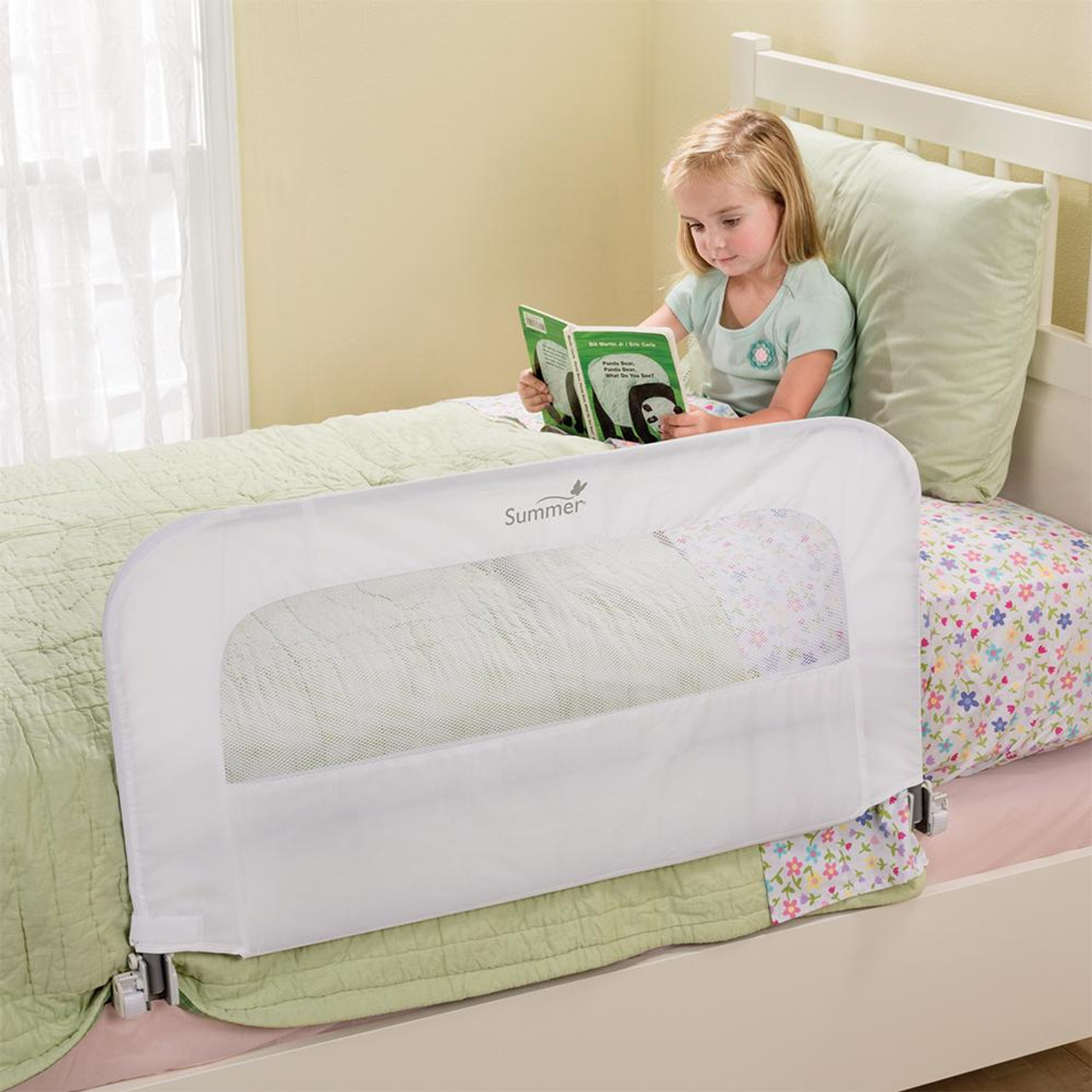 Summer Infant 2 In 1 Convertible Crib Bedrail
