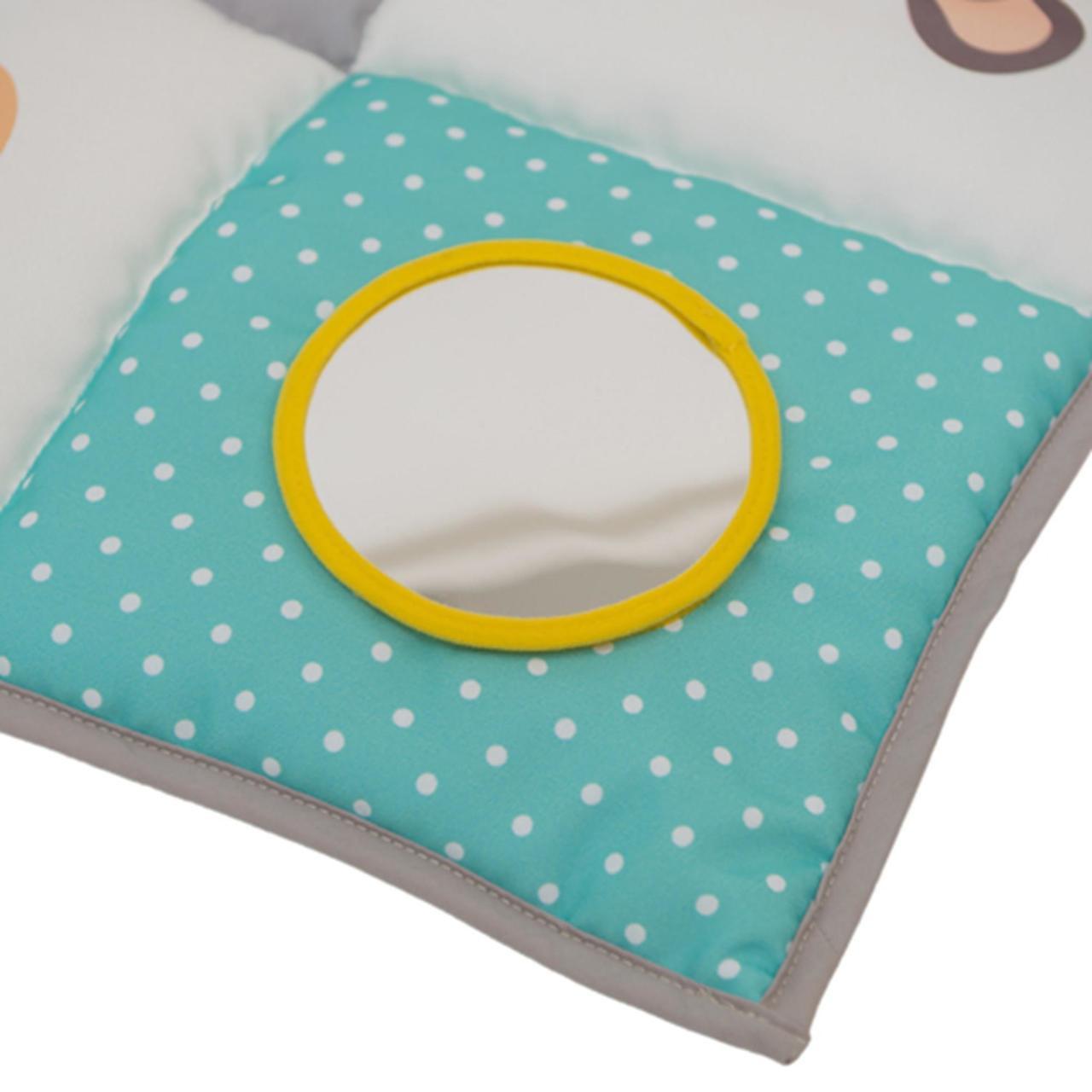 TAF Toys Playmat I Love Big Mat Soft Colour 100 x 150 cm