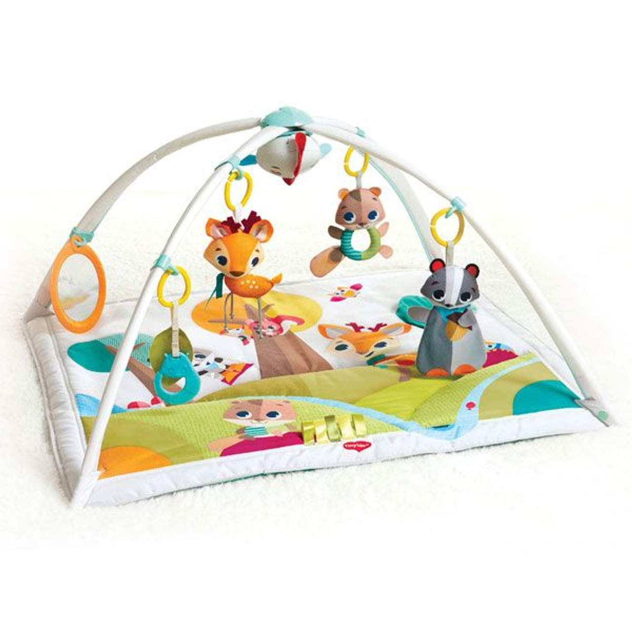 Tiny Love Into the Forest Gymini Deluxe Play Gym