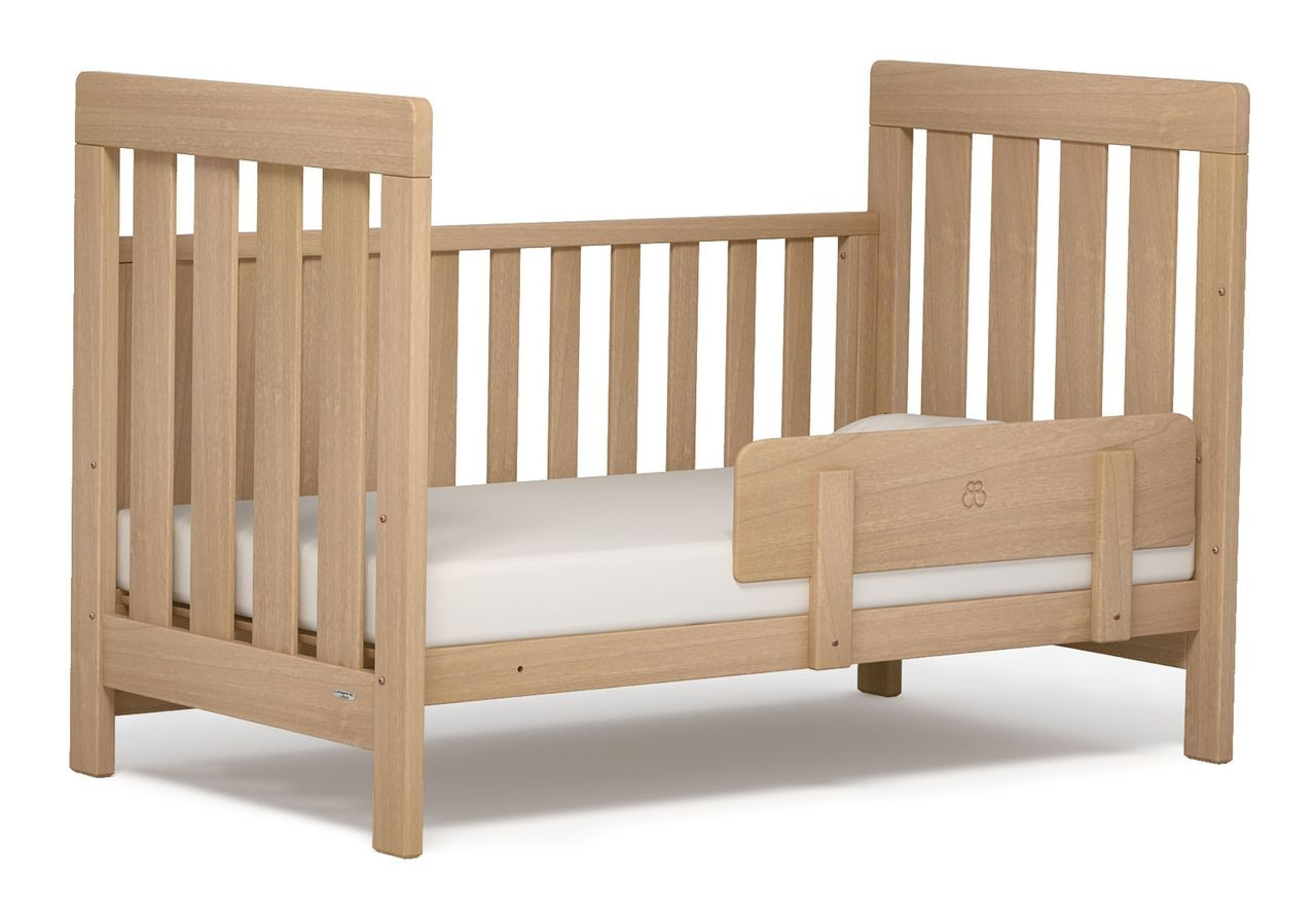 Boori Urbane Daintree Cot bed  - with toddler guard panel