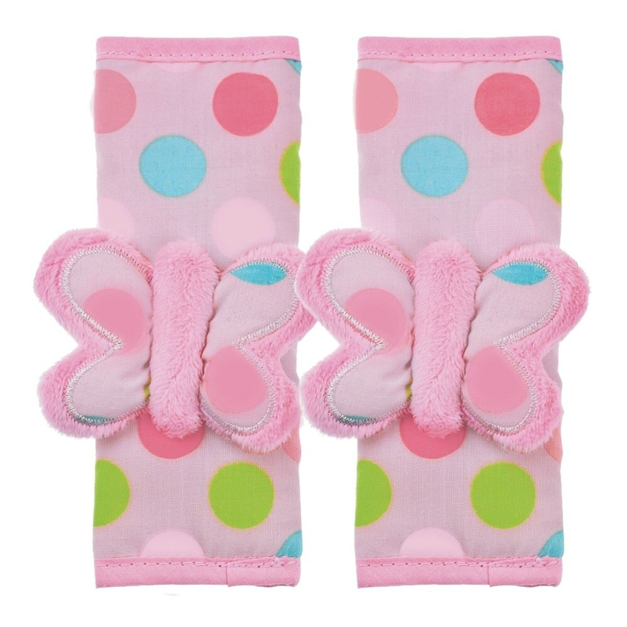 Playette Animal Strap Pals Cover - BUTTERFLY