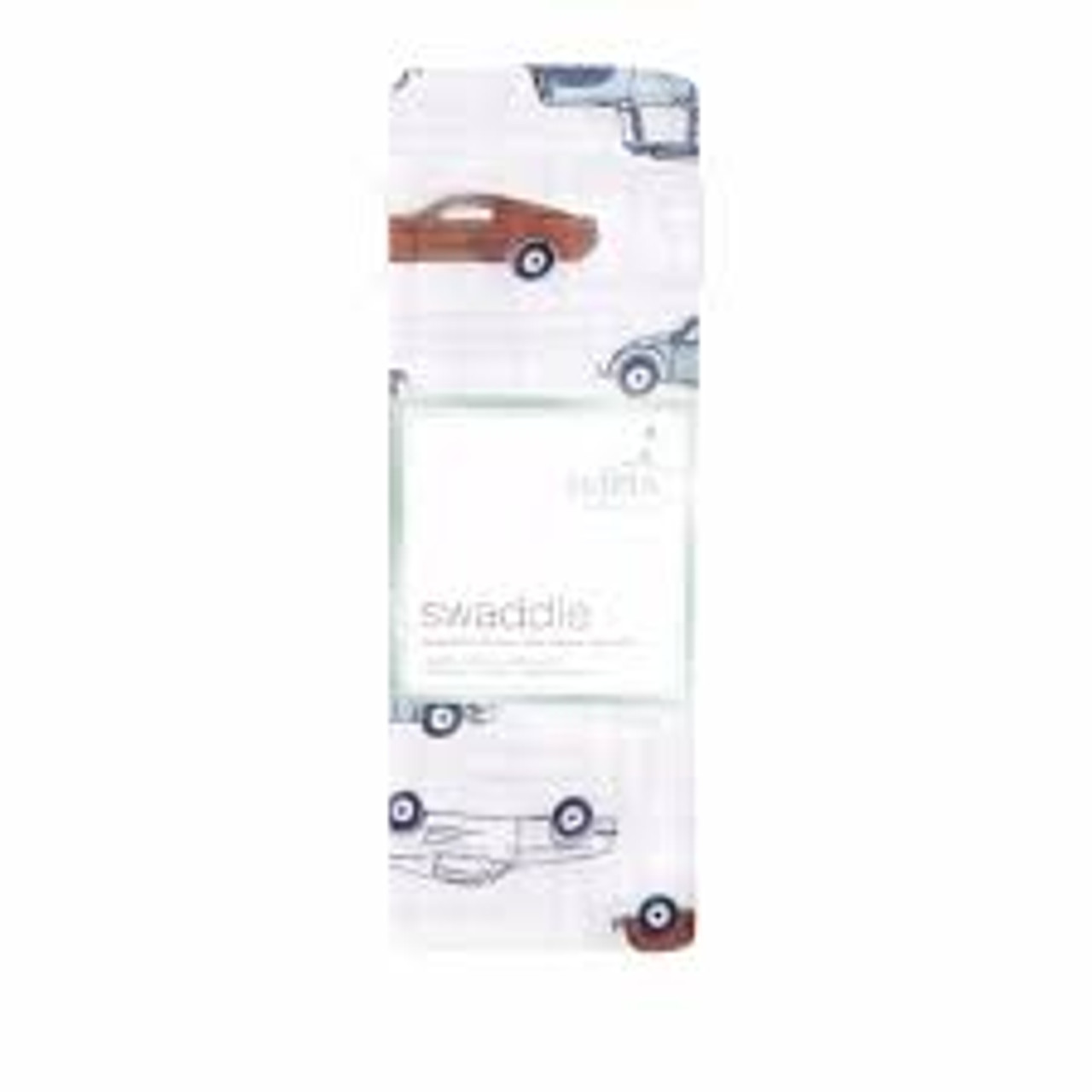 Aden + Anais Muslin Swaddle (112 x 112 cm) - HIT THE ROAD